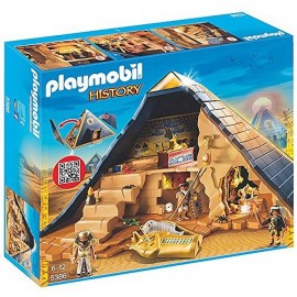5386 PYRAMIDE DU PHARAON-jouets-sajou-56