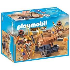 5388 SOLDATS DU PHARAON AVEC BALISTE-jouets-sajou-56