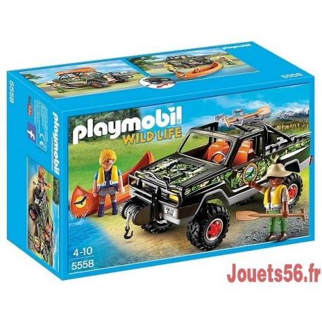 5558-PICK UP DES AVENTURIERS-jouets-sajou-56