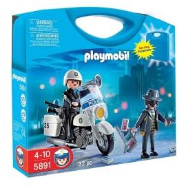 5891-Valisette policier et voleur-jouets-sajou-56