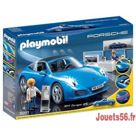 5991 PORSCHE 911 TARGA 4S-jouets-sajou-56