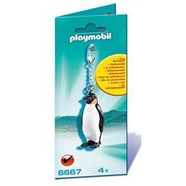 6667 PORTE-CLES PINGOUIN-jouets-sajou-56