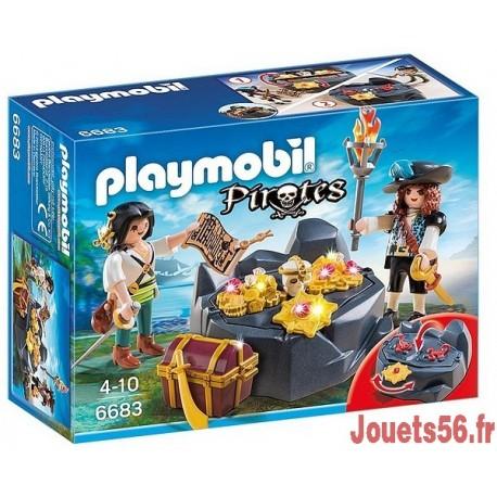 6683 PIRATES ET TRESOR ROYAL-jouets-sajou-56