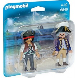 6846 DUO PIRATE ET SOLDAT ROYAL-jouets-sajou-56