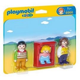 6966 PARENTS AVEC BEBE PLAYMOBIL 123 -jouets-sajou-56