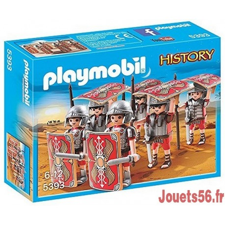 5393 BATAILLON ROMAIN-jouets-sajou-56