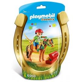 6968 PONEY A DECORER FLEUR-jouets-sajou-56