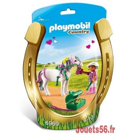 6969 PONEY A DECORER COEUR-jouets-sajou-56