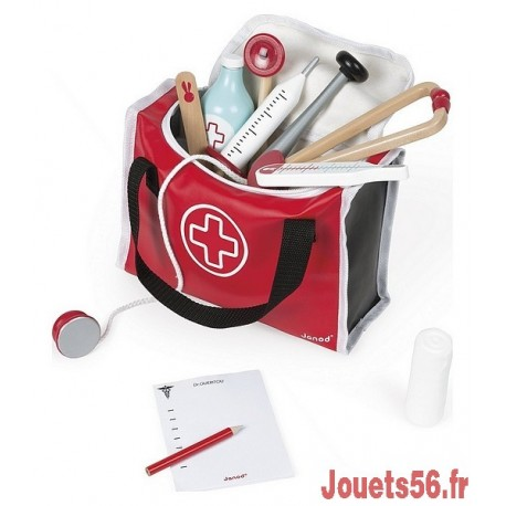 LA MALLETTE DU DOCTEUR-jouets-sajou-56