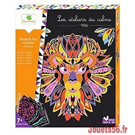 SCRATCH ART MANDALAS LES ATELIERS DU CALME-jouets-sajou-56