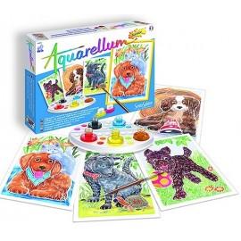 AQUARELLUM JUNIOR CHIOTS -jouets-sajou-56