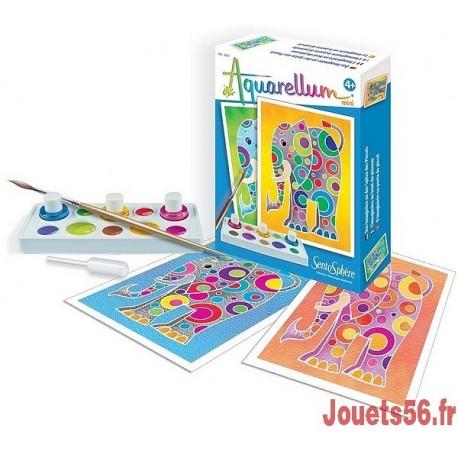 AQUARELLUM MINI ELEPHANTS-jouets-sajou-56