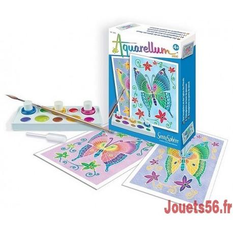 AQUARELLUM MINI PAPILLONS-jouets-sajou-56