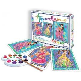 AQUARELLUM GLAMOUR GIRLS-jouets-sajou-56