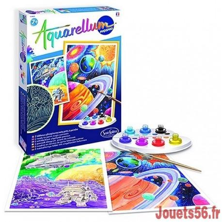 AQUARELLUM PHOSPHO. COSMOS-jouets-sajou-56