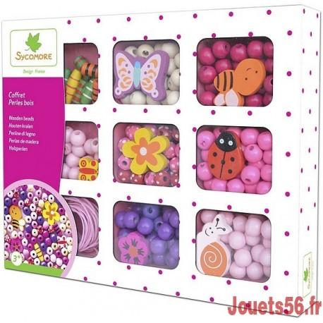 COFFRET PERLES BOIS ROSES-jouets-sajou-56