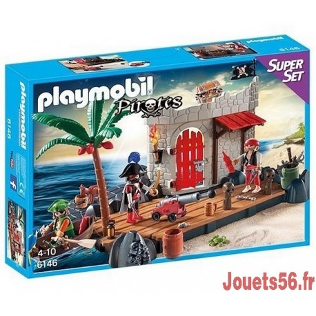 6146-SUPERSET ILOT DES PIRATES-jouets-sajou-56