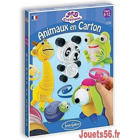 ANIMAUX EN CARTON-jouets-sajou-56