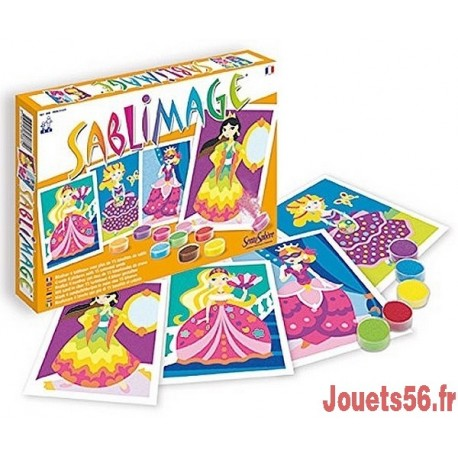 SABLIMAGE PRINCESSES-jouets-sajou-56
