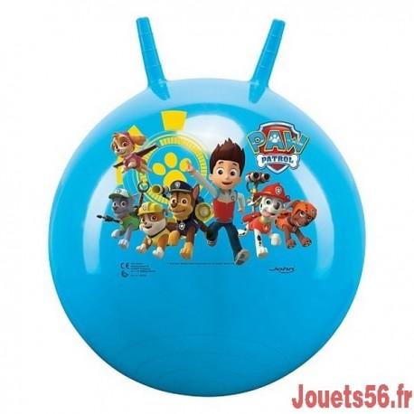 BALLON SAUTEUR PAT PATROUILLE-jouets-sajou-56