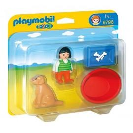6796-ENFANT AVEC CHIEN 1.2.3-jouets-sajou-56