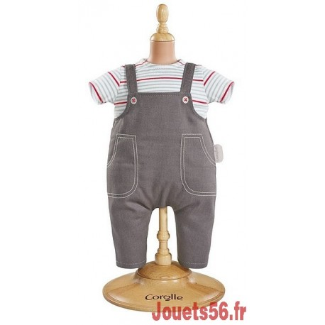 MARINIERE ET SALOPETTE BB30 - Jouets56.fr - Magasins Jouets SAJOU du Morbihan en Bretagne