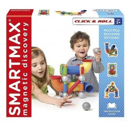 SMARTMAX CLICK ROLL CONSTRUCTION MAGNETIQUE