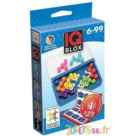 JEU IQ BLOX - Jouets56.fr - Magasins Jouets SAJOU du Morbihan en Bretagne
