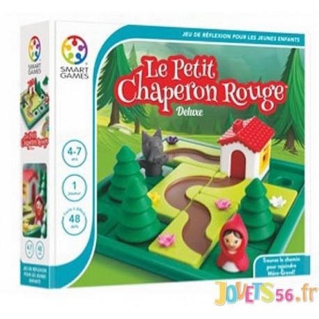 JEU LE PETIT CHAPERON ROUGE - Jouets56.fr - Magasins Jouets SAJOU du Morbihan en Bretagne
