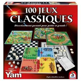 100 JEUX CLASSIQUES - Jouets56.fr - Magasins Jouets SAJOU du Morbihan en Bretagne