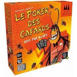 POKER DES CAFARDS - Jouets56.fr - Magasins Jouets SAJOU du Morbihan en Bretagne