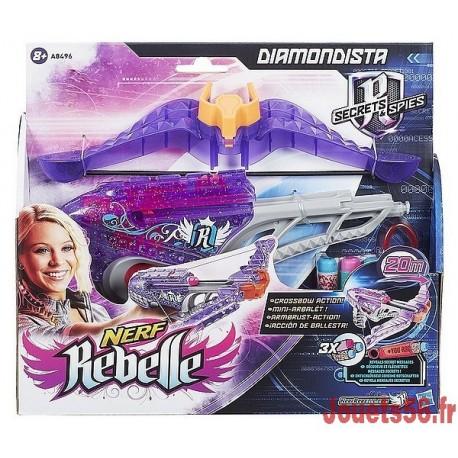 NERF REBELLE MINI ARBALETE-jouets-sajou-56