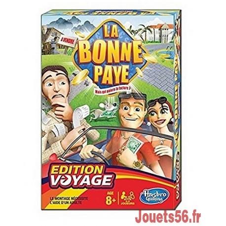 LA BONNE PAYE EDITION VOYAGE-jouets-sajou-56
