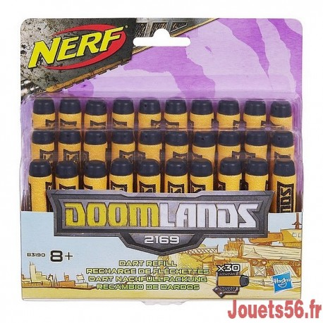 NERF RECHARGES DOOMLANDS X30-jouets-sajou-56