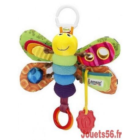 FREDDIE LA LUCIOLE PELUCHE EVEIL-jouets-sajou-56