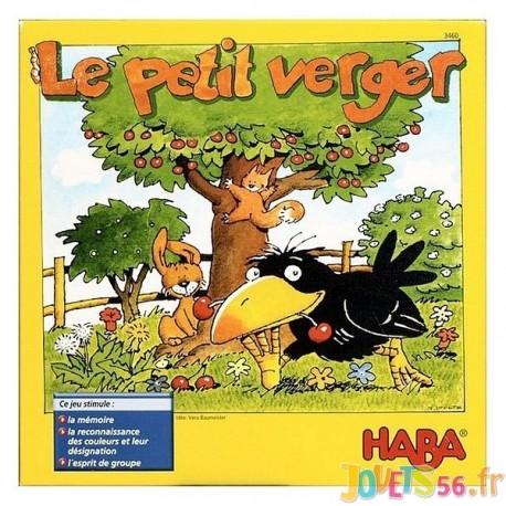 LE PETIT VERGER - Jouets56.fr - Magasins Jouets SAJOU du Morbihan en Bretagne