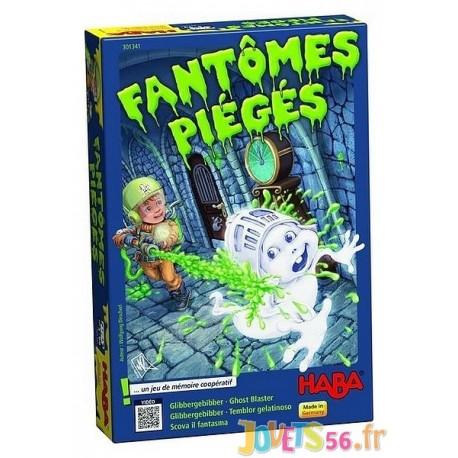 FANTOMES PIEGES - Jouets56.fr - Magasins Jouets SAJOU du Morbihan en Bretagne