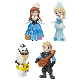 MINI POUPEES FROZEN ASST