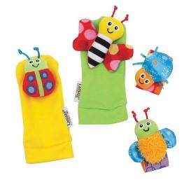 HOCHETS POUR POIGNETS ET PIEDS-jouets-sajou-56