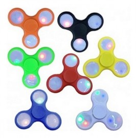 HAND SPINNER A LEDS COULEURS ASST