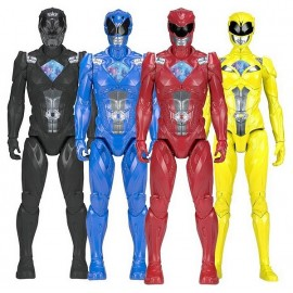 FIGURINE POWER RANGERS 30 CM ASST