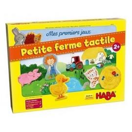 PETITE FERME TACTILE MES PREMIERS JEUX