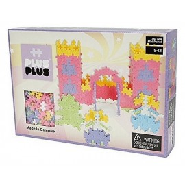 PLUS PLUS BOX MINI PASTEL CHATEAU 760 PC