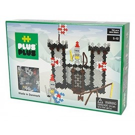 PLUS PLUS BOX MINI BASIC CHATEAU FORT 760 PC
