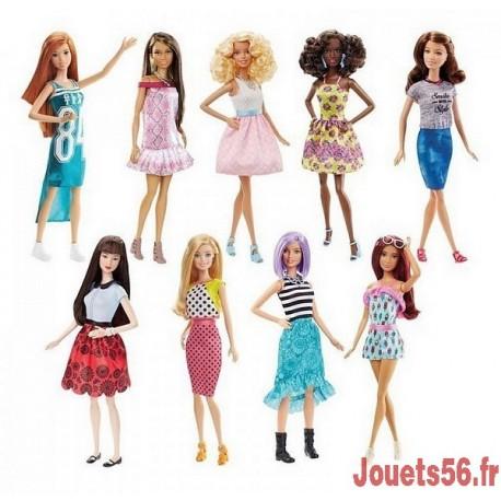 BARBIE FASHIONISTAS-jouets-sajou-56