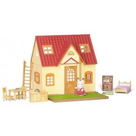SET COTTAGE COSY SYLVANIAN