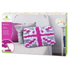 COUSSIN UNION JACK LOVELY BOX XL