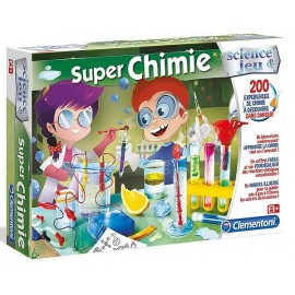 SUPER CHIMIE 200 EXPERIENCES
