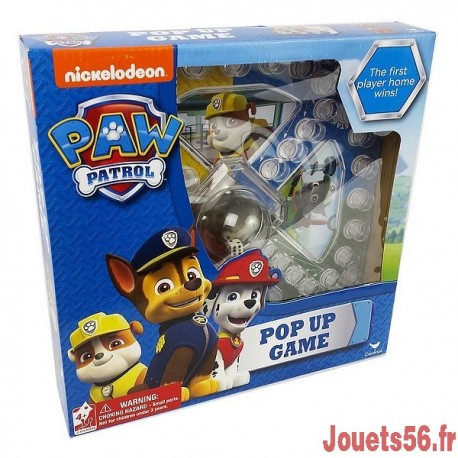 JEU DES PETITS CHIOTS PAW PATROL-jouets-sajou-56