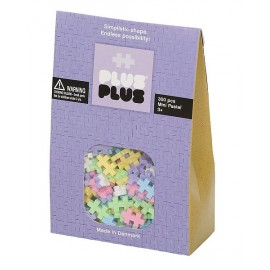 PLUS PLUS MINI PASTEL 300 PC
